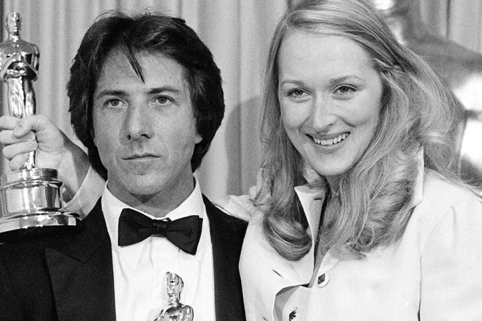 """An old interview where Meryl Streep called Dustin Hoffman a """"pig"""" resurfaces"""