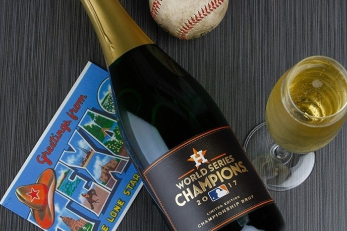 Drink like a champion with wines made just for the Astros' World Series win