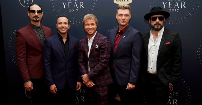 A Backstreet Boy is facing accusations of graphic and violent sexual assault by a former teen pop star