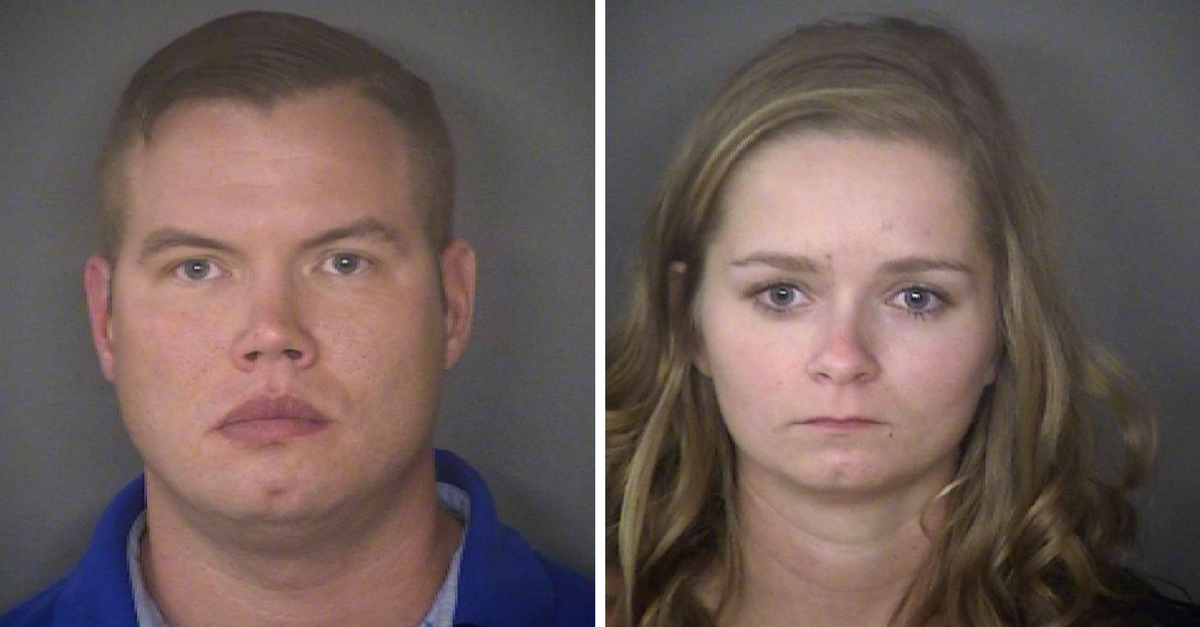 Brushing her teeth with cat feces is just one nauseating way a couple punished their child