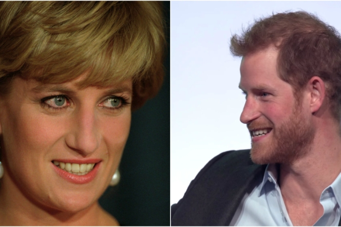 "Prince Harry describes the late Princess Diana as his ""ideal role model"""