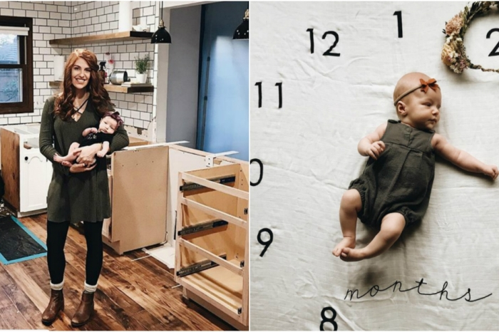 """LPBW"" star Audrey Roloff slammed over a photo of her newborn baby girl"