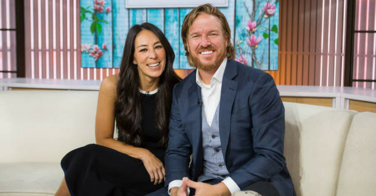 """Fixer Upper"" stars Chip and Joanna Gaines finally know the sex of their unborn child"
