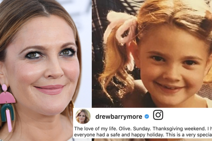 "Drew Barrymore's daughter looks exactly like her mother did when she made ""E.T."" — Do you see it?"