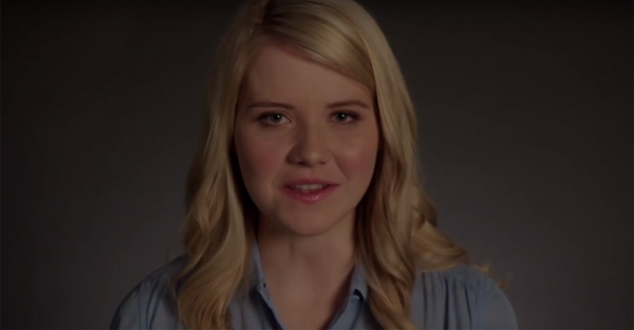 In a new movie, Elizabeth Smart reveals how she kept her spirit strong through her ordeal