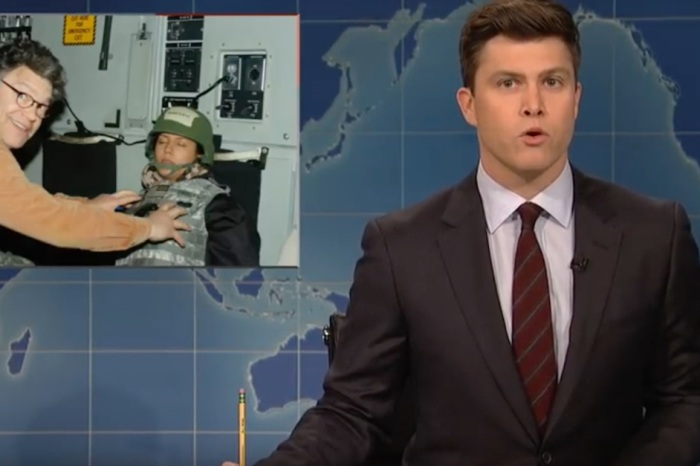 """Saturday Night Live"" finally roasted its own Al Franken, but they weren't as harsh as some hoped"