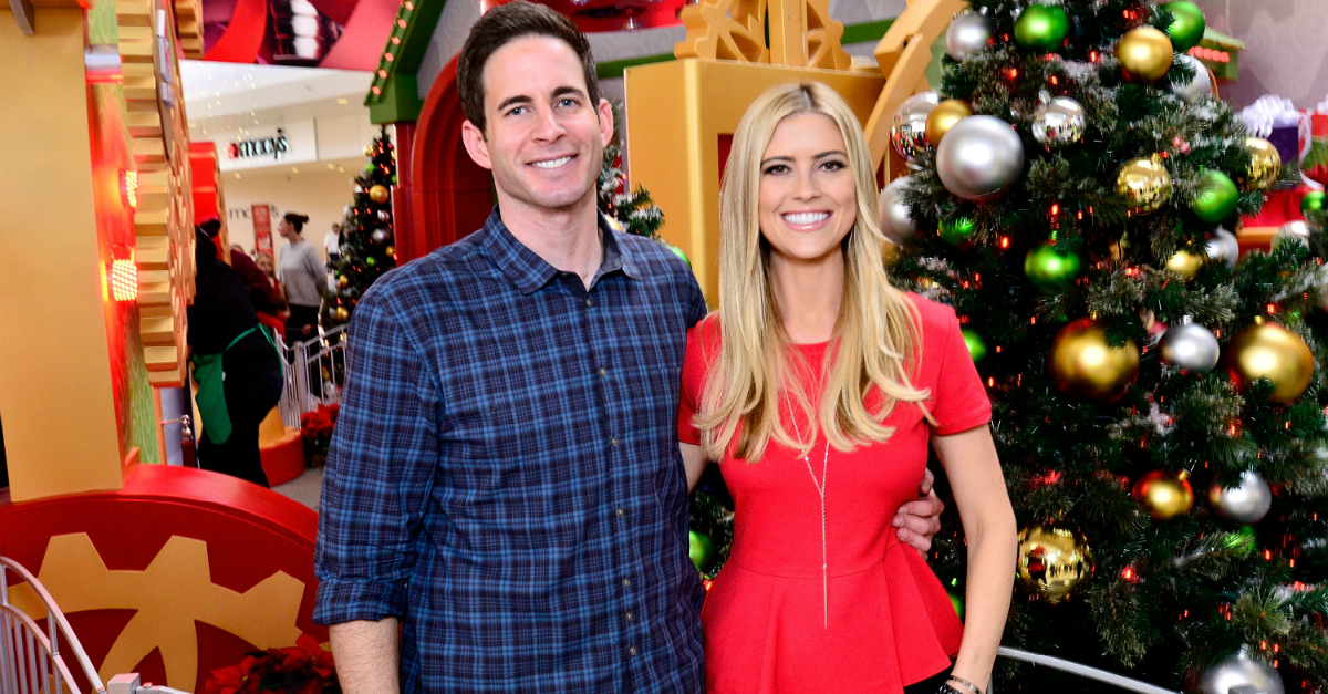 """""""Flip or Flop"""" stars share emotional messages on the anniversary of their shocking split"""
