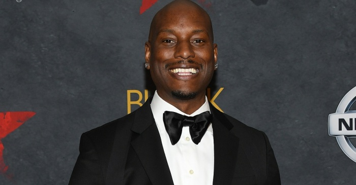 Barely a week after being cleared of child abuse charges, Tyrese Gibson slips up again