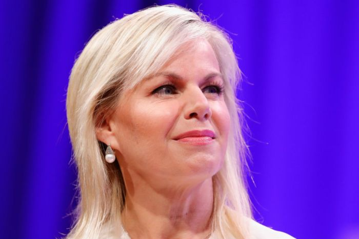 Gretchen Carlson burns bridges with some raw remarks at her former Fox News colleagues