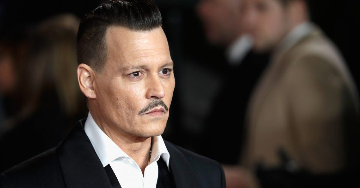 Johnny Depp owes millions to an old management company and may lose more because of it