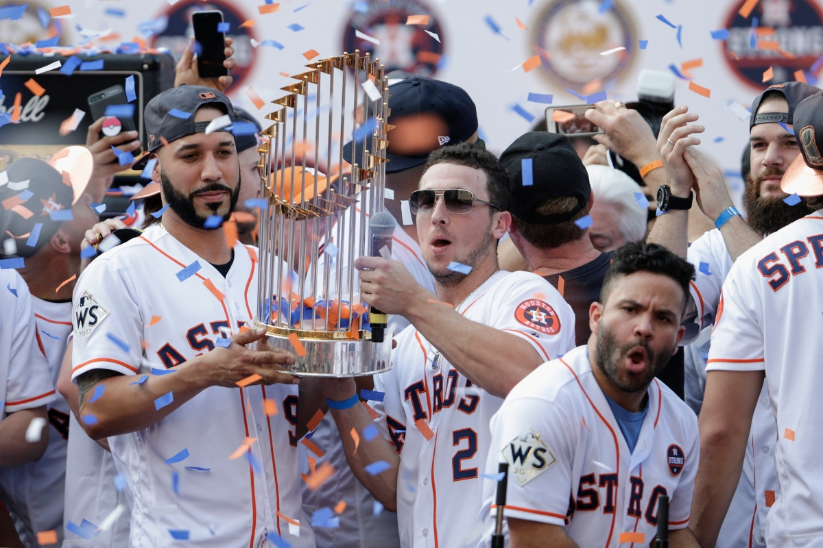 2017 World Series documentary to premiere tonight at Houston's Cullen Performance Hall