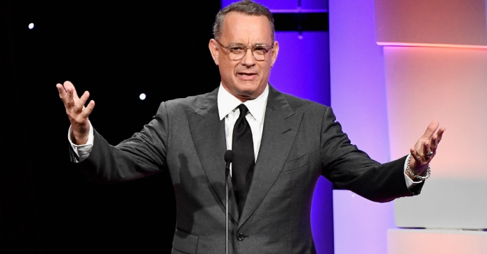 "Tom Hanks has a warning for anyone who wants to work in movies: ""There are predators absolutely everywhere"""
