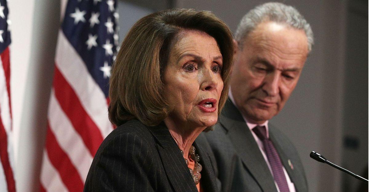 "Nancy Pelosi gets slammed by a fellow Democratic congresswoman who says she ""set women back decades"""