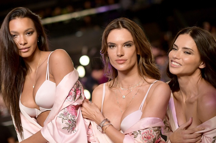 "People are slamming ""Victoria's Secret Fashion Show"" models after footage of their backstage antics was revealed"
