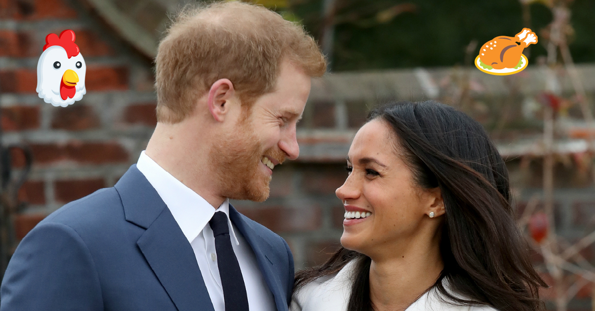 Harry and Meghan revealed how the proposal went down, and it involved a roast chicken