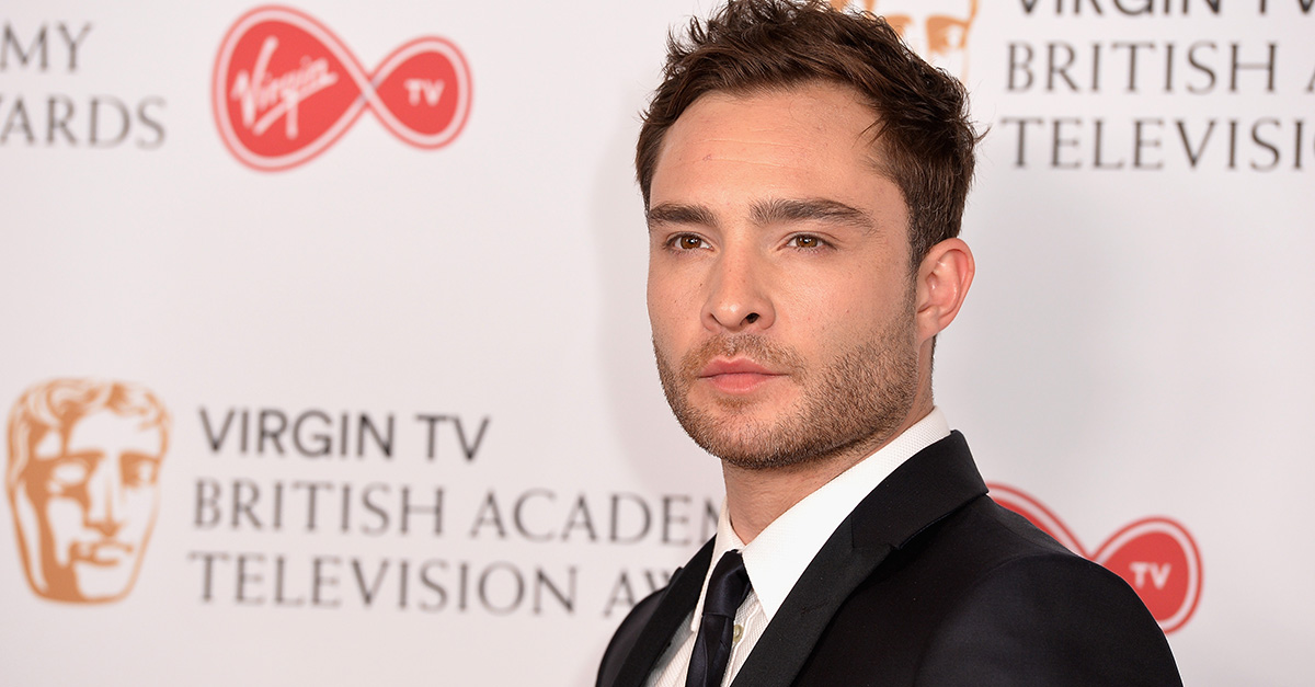 """""""Gossip Girl"""" actor Ed Westwick responds after an actress accused him of rape"""