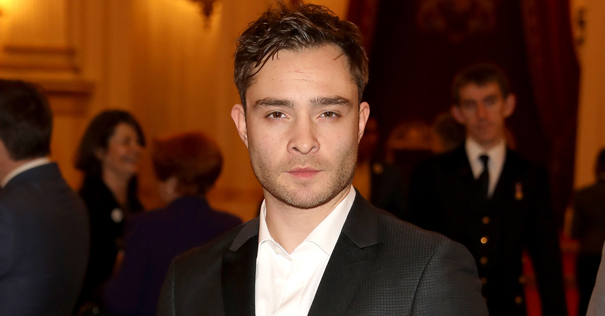 """""""Gossip Girl"""" actor Ed Westwick faces an investigation for allegedly raping an actress"""