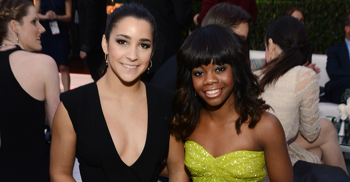 Aly Raisman reaches out to Team USA member Gabby Douglas after she comes forward with allegations against the team doctor