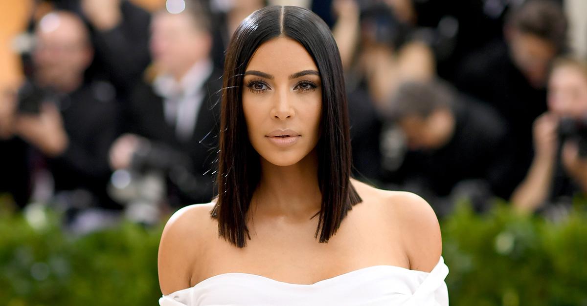 Kim Kardashian West at the Met in NYC