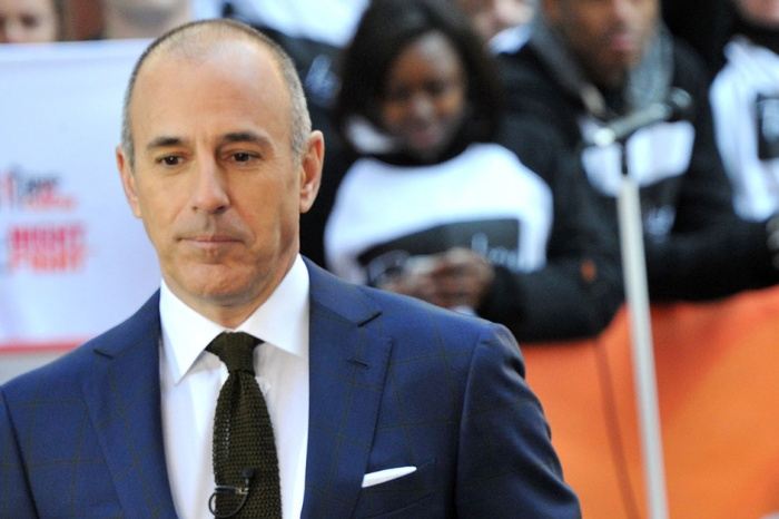 Matt Lauer speaks out for the first time since he was fired from NBC