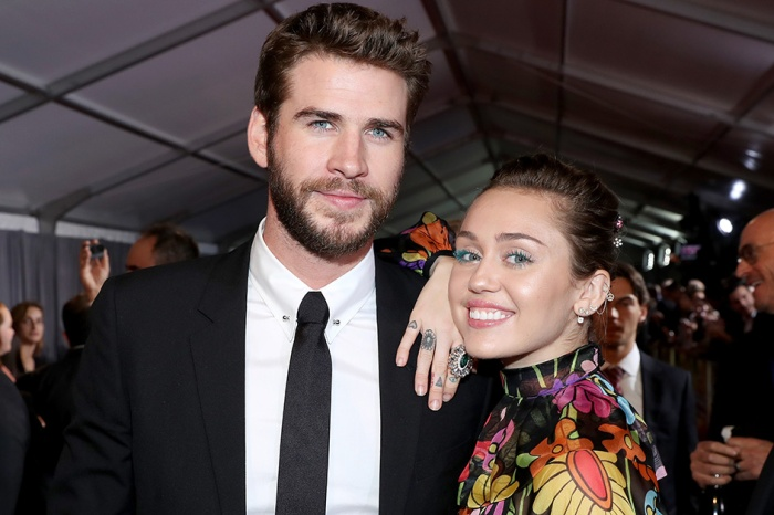 Wait til you see the custom piece of jewelry Liam Hemsworth made for Miley Cyrus' 25th birthday