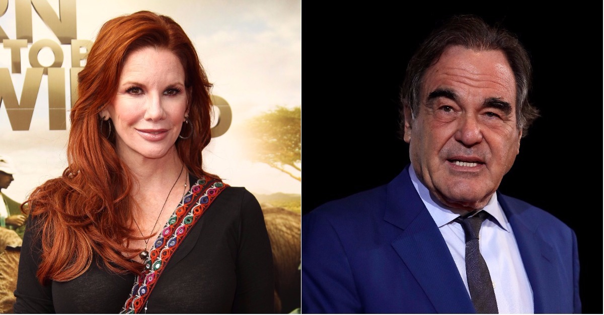 """Former """"Little House on the Prairie"""" star accuses Oliver Stone of sexual harassment during an audition"""