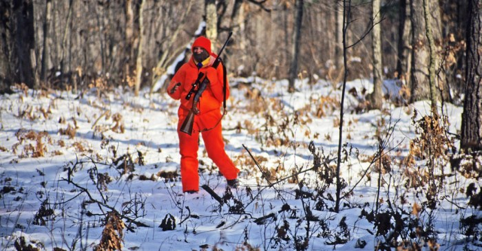 Wisconsin issued a hunting license to children under a year old