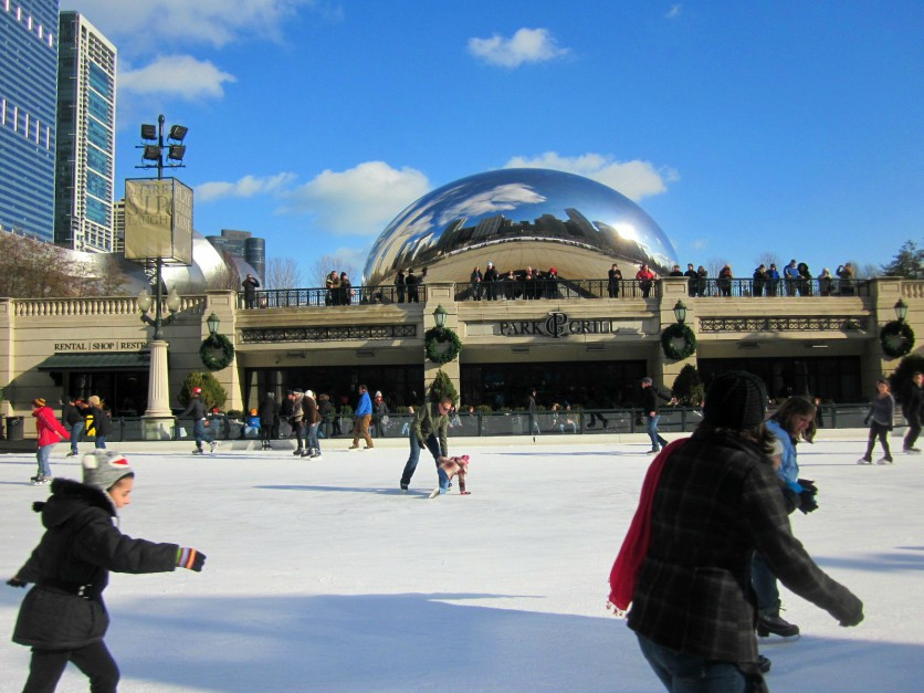 Chicago ice rinks – including Ribbon Rink – announce opening