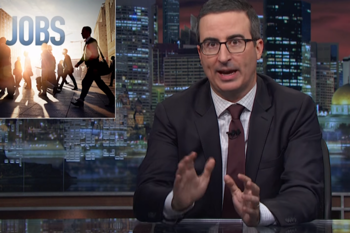 John Oliver perfectly explained just why Amazon's HQ2 would actually hurt Chicago