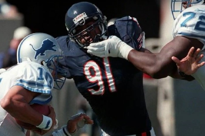 The Bears's own John Thierry passes away at early age of 46