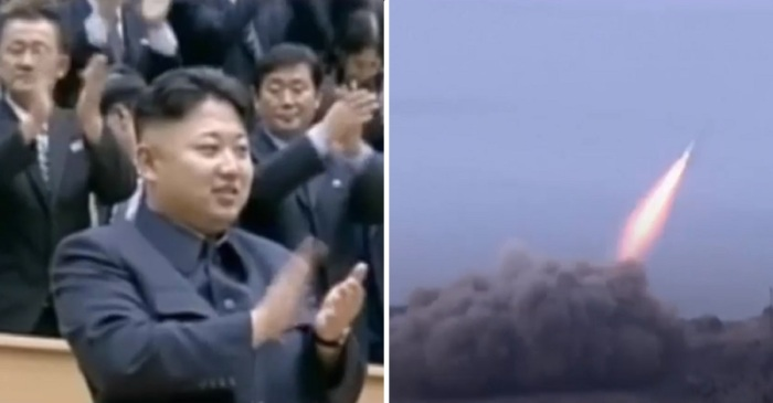 After 75 days, North Korea is back at it — but South Korea took just six minutes to fire back