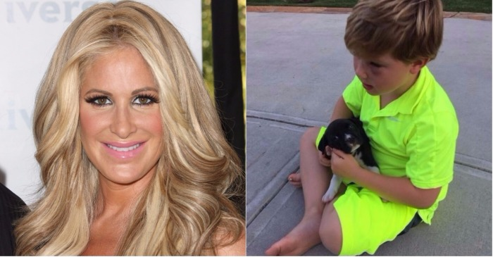 Kim Zolciak-Biermann opens up about what happened to her furry friend after her son's scary dog attack