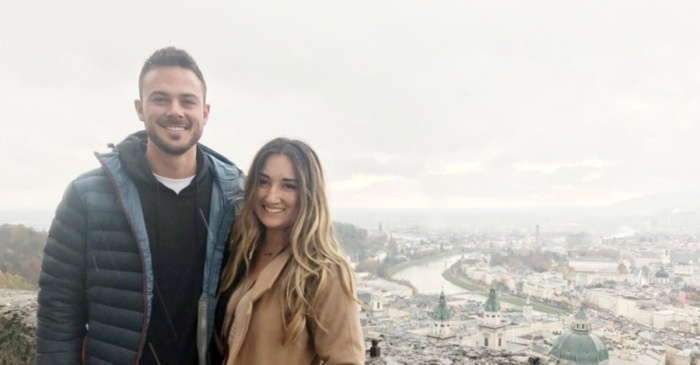 Where in the world is is Chicago Cubs player Kris Bryant?