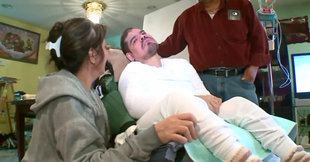 Chicago family's van stolen – son has cerebral palsy