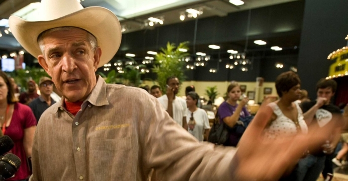 Mattress Mack is receiving a special honor as a thank you for his service to Houston