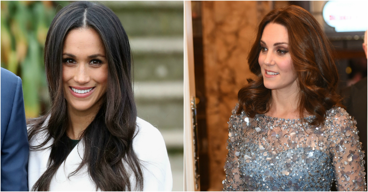 """Meghan Markle described Kate Middleton as """"wonderful"""" — and we can't wait for them to be sister BFFs"""
