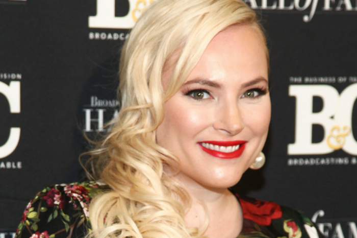 It looks like wedding bells are in store for Meghan McCain and her mystery man