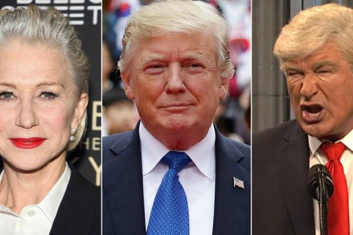 Who would play Donald Trump better — Helen Mirren or Alec Baldwin?