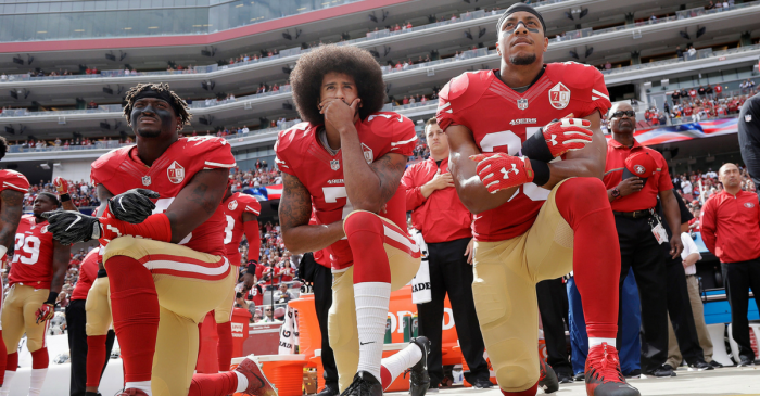 NAACP chapter takes national anthem protests to a whole new level with a shocking idea