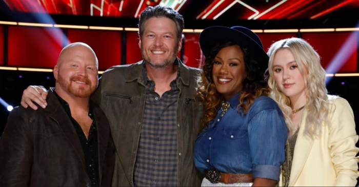 "Beloved contestant on ""The Voice"" reveals that the auditions aren't always what you think they are"