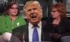O'Donnell Trump Behar