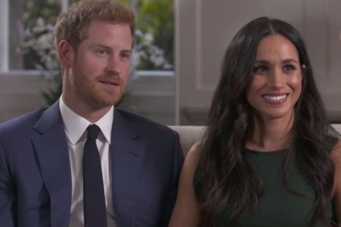 Meghan Markle and Prince Harry had that pre-wedding glow as they did their first interview since the engagement