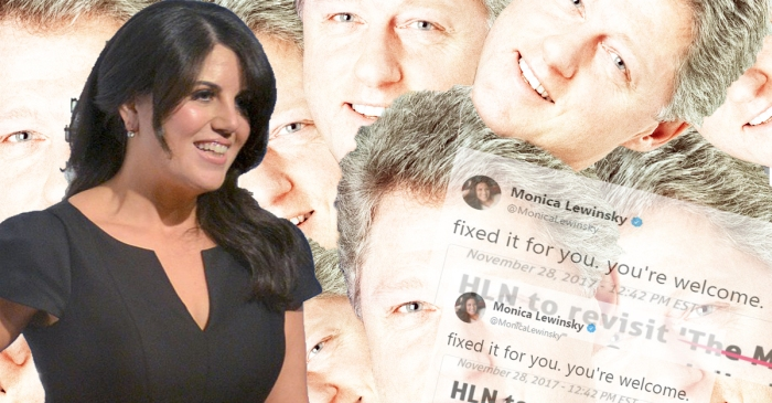 Monica Lewinsky has some opinions about the new two-hour special about her affair