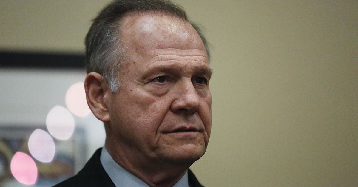 "Texas heavyweights withdraw endorsements for Roy Moore to leave ""final judgment"" to the voters"