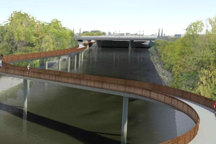 New Chicago River bridge to be longer than three football fields