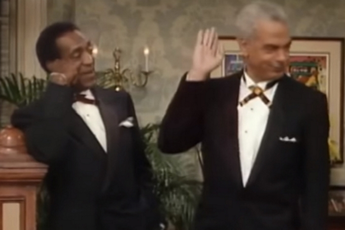 """Earle Hyman, the actor best known for playing Bill Cosby's father on """"The Cosby Show,"""" has died"""