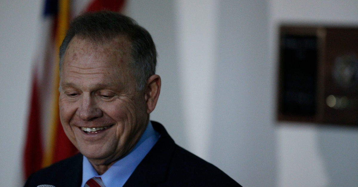Lake Forest business giant donates $100k to Pro-Roy Moore fund