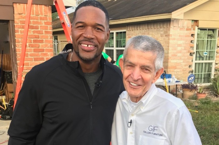 Arguably the most generous man in Houston, a new petition wants to bring Mattress Mack to the streets