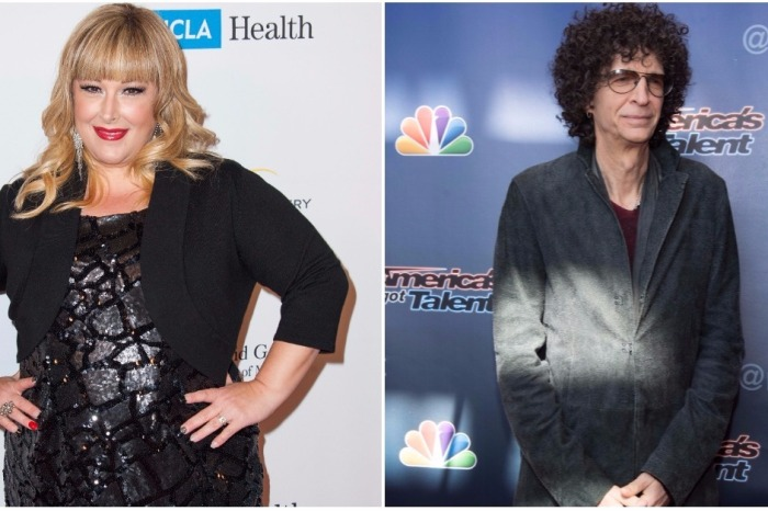 "Singer Carnie Wilson opens up about a ""humiliating"" encounter she says she had with Howard Stern"