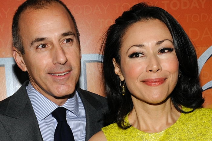 "Ann Curry finally breaks her silence months after Matt Lauer's shocking ""TODAY"" exit"